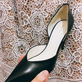NEW Celine Black Heels 39.5