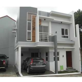 NEAR DILIMAN AFFORDABLE Quezon City House and Lot Townhouse For Sale