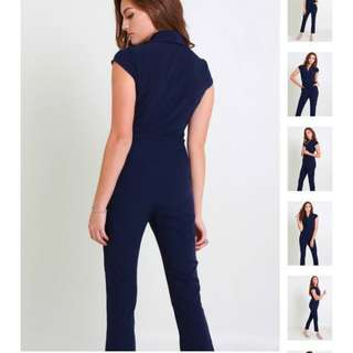 (M Size) Brand New Jump Eat Cry Nursing Jumpsuit