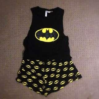H&M Batman Set Size Small