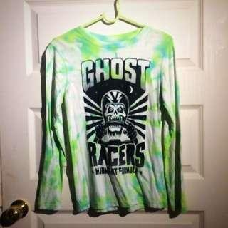 90s Tie Dye Rave Festival Shirt