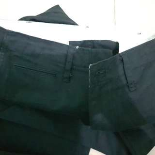 Uniqlo Chino Pants Black