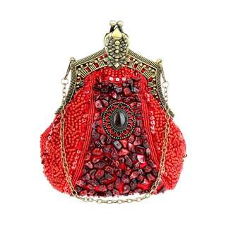 Tas Pesta Evening Beaded Purse