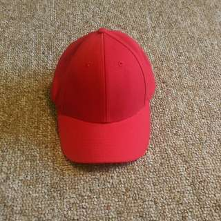 TNA Red Baseball Hat