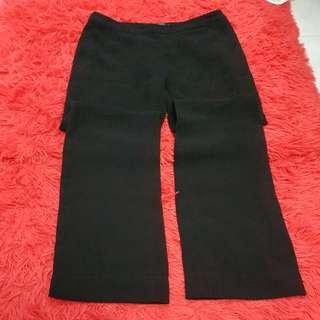 Celana Panjang hitam Invio