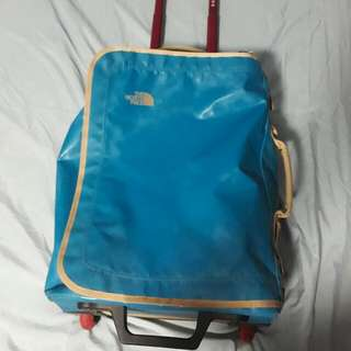 The North Face hand carry luggage