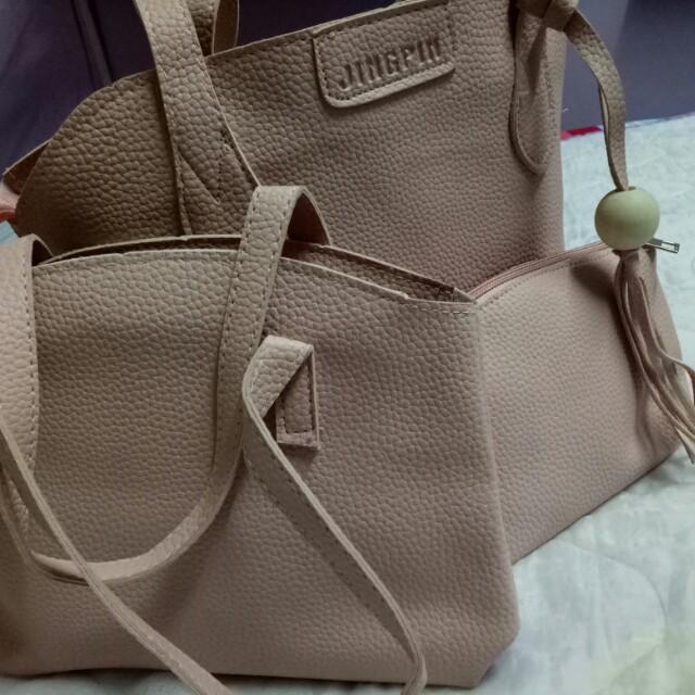 57bfda84f7 3in1 Korean Bag