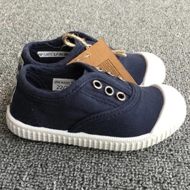 寶寶幼童親子帆布鞋