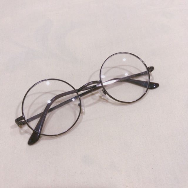 圓框造型眼鏡