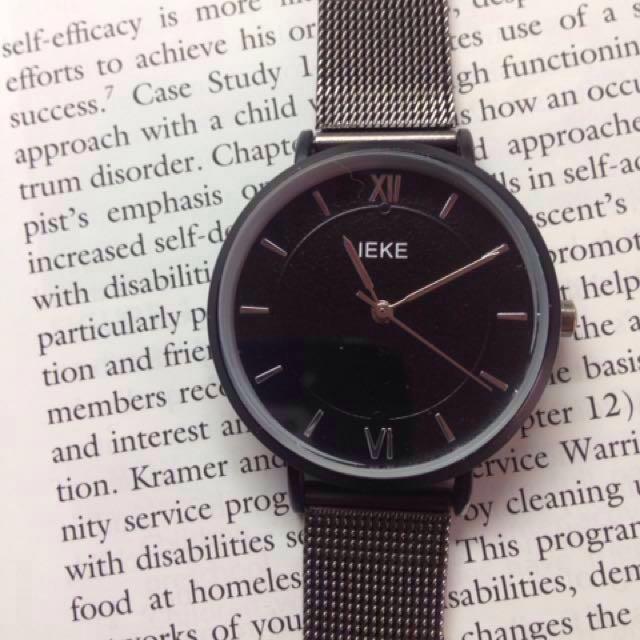 二手米蘭錶~激好看  香港品牌