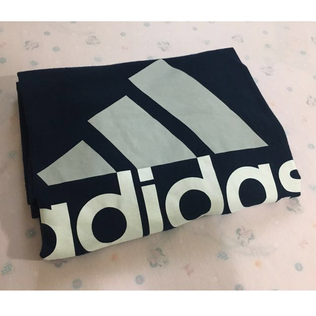 愛迪達 Adidas T 短袖 男s 深藍 Logo