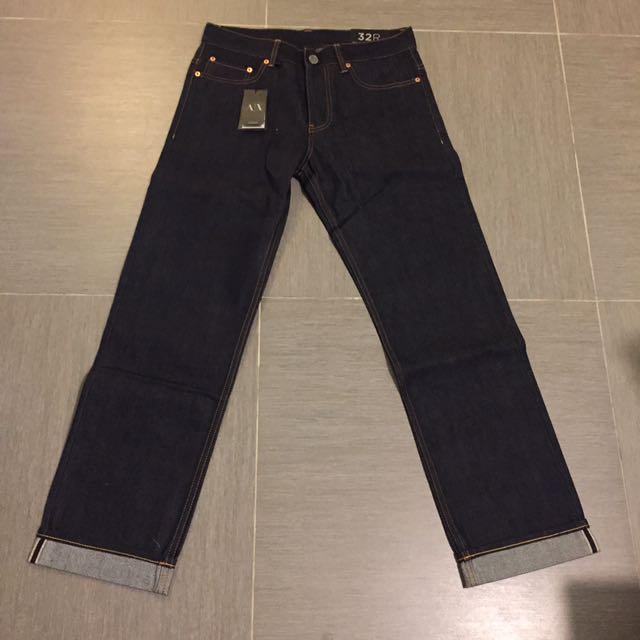 b7a3bac5 🆕 Armani Exchange Men's Indigo Blue Denim Jeans