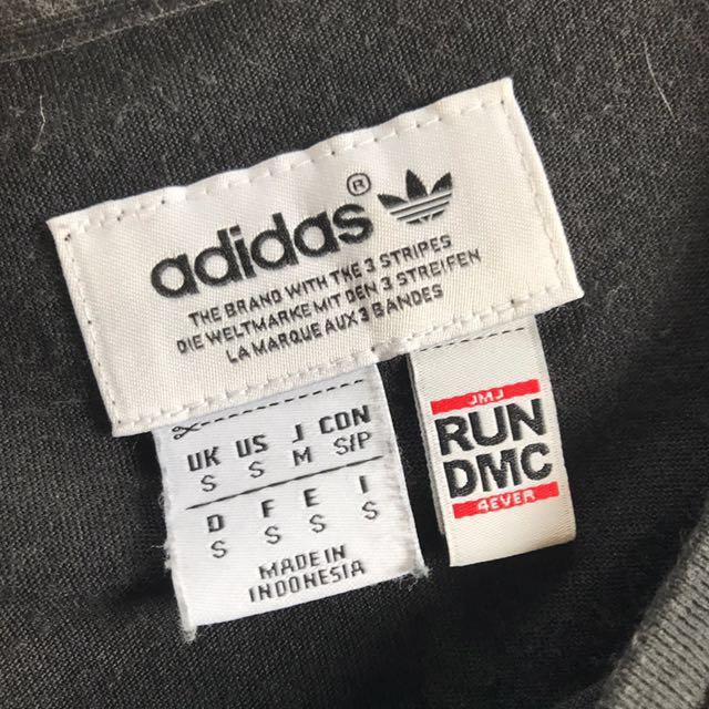 Adidas Run DMC tshirt