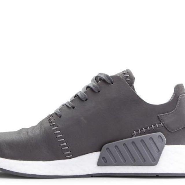 Adidas x alas   cuernos NMD R2 edicion limitada, la moda masculina
