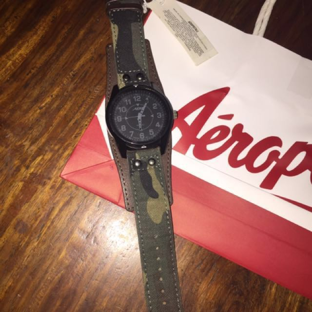 Aeropostale Camou Watch