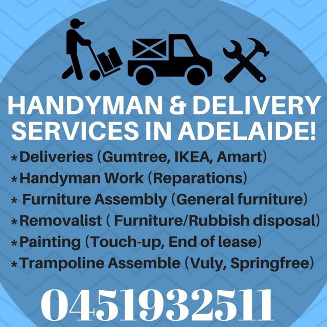 AFFORDABLE DELIVERY SERVICE AVAILABLE