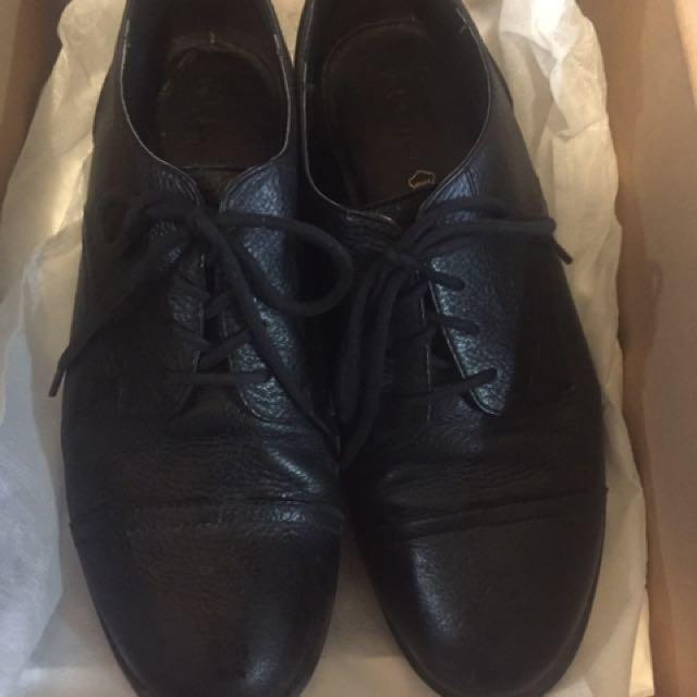 ALDO 真皮牛津鞋 原價三千多