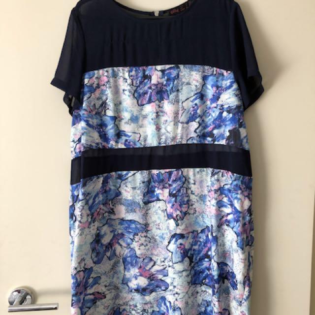 Ally tshirt dress