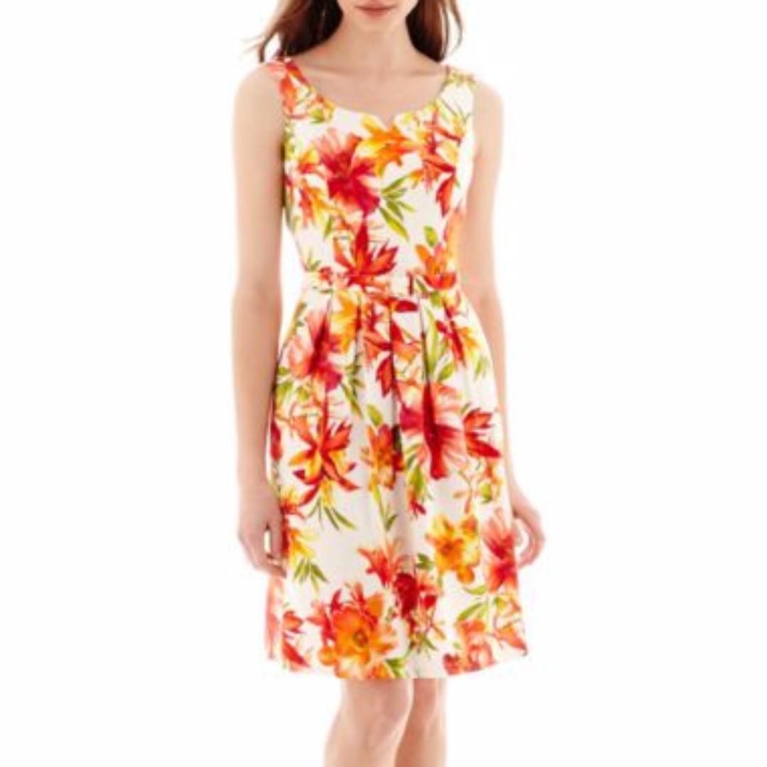9a9c815d ALYX Sleeveless Split-Neck Belted Full-Skirt Sundress, Women's ...