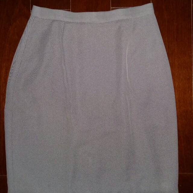 Ann Taylor ori USA skirt grey