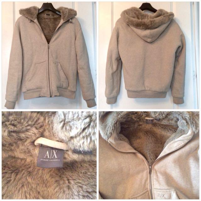 Armani Exchange Hooded Jacket