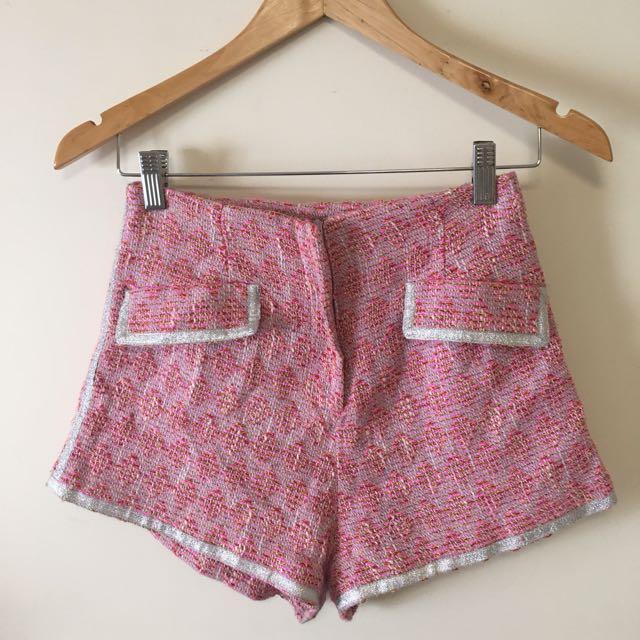 Asos High Waisted Shorts
