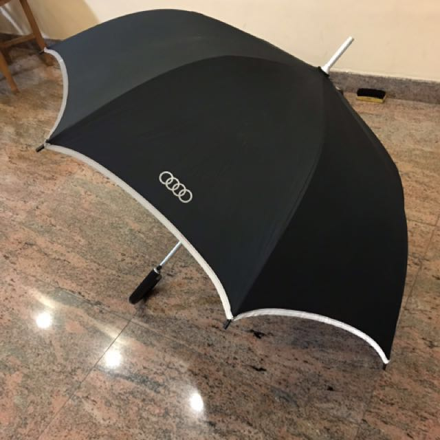 Audi Golf Umbrella Sports Sports Apparel On Carousell - Audi umbrella