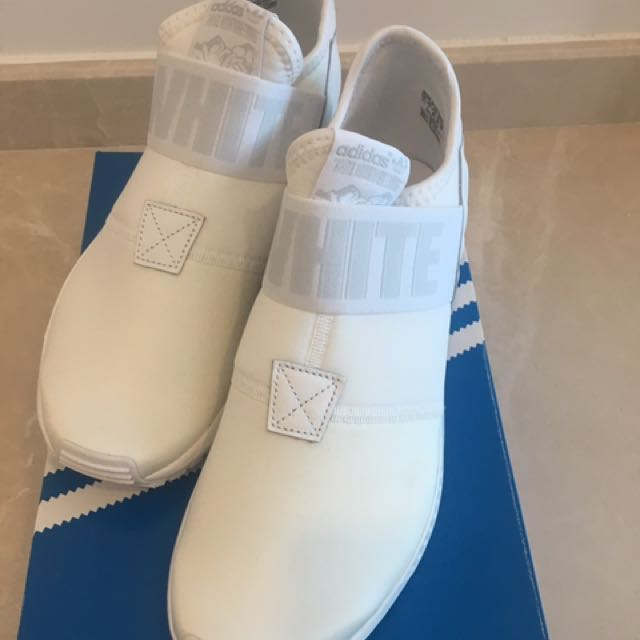 39df7f700a18 Authentic Adidas x White Mountaineering ZX Flux Plus UK Size 7 ...