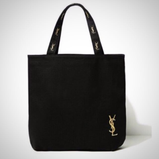 1c78427a8a34 Authentic YSL canvas tote