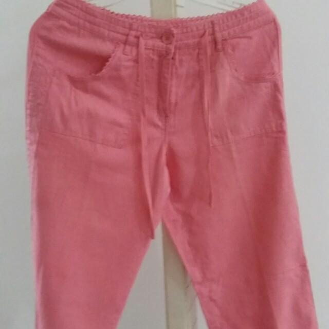Baleno khaki pink