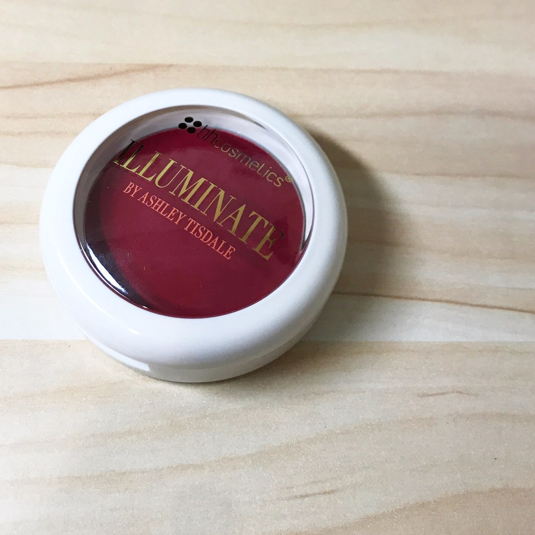 bhcosmetics  Cream Cheek & Lip Tint red velvet 唇頰彩 紅色天鵝絨 莓果 微醺 酒醉臉頰紅撲撲