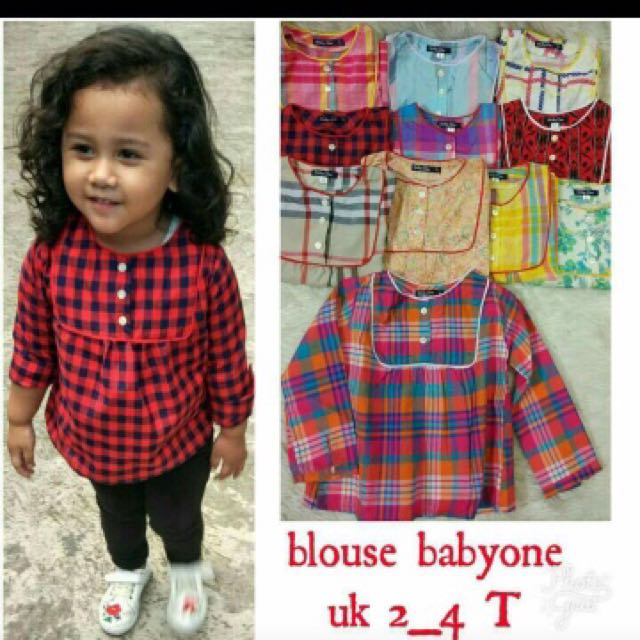 Blouse baby one