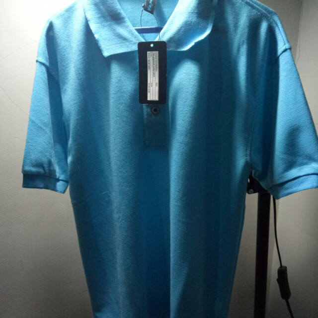 Blue Polo Shirt's
