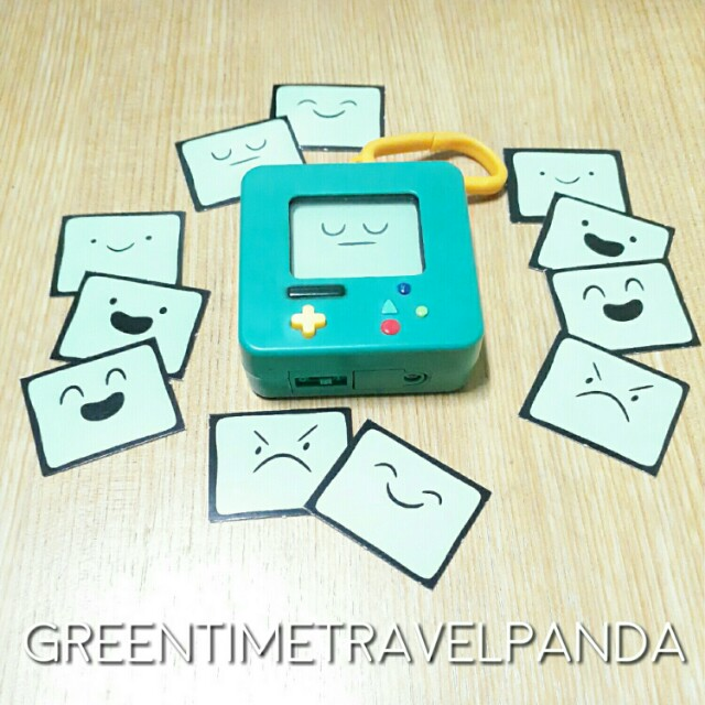 BMO from HappyMeal