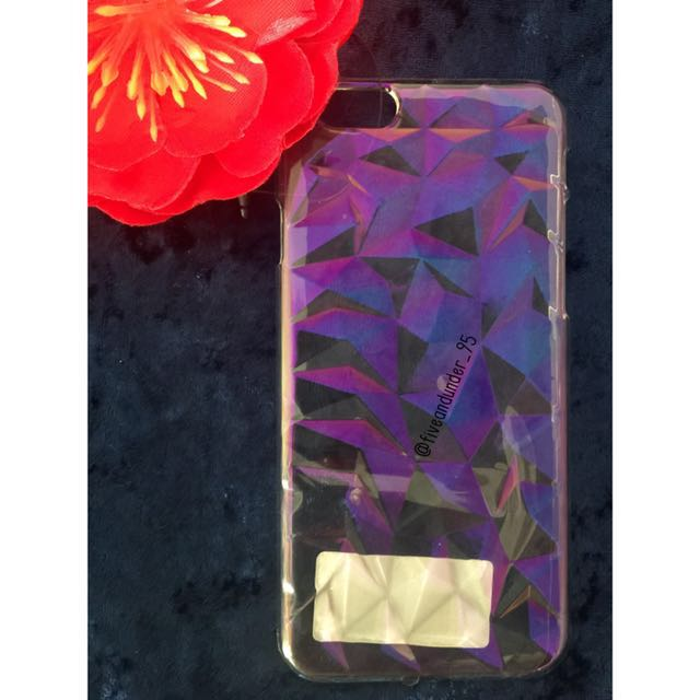 [BRAND NEW] GEO TEXTURED iPhone Case