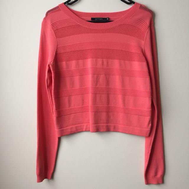 *BRAND NEW* Portmans coral knit