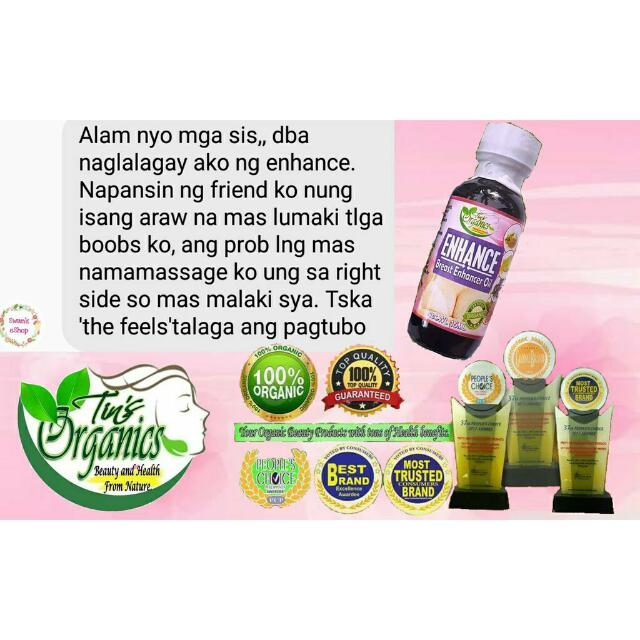 Breast Enhance Massage Oil