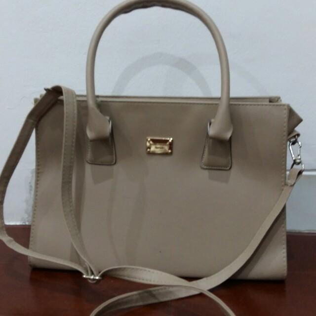Brown Korean Bag