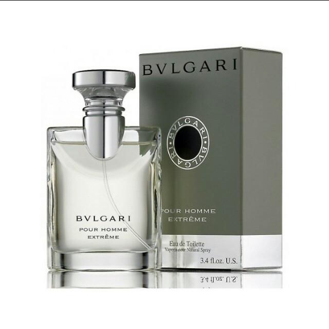 Bulgary edt men