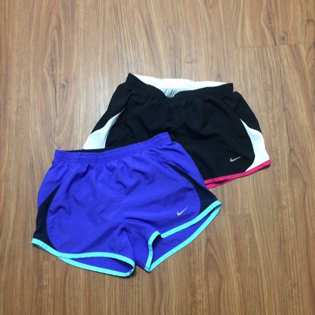 Bundle: 2 Pairs of Nike Shorts