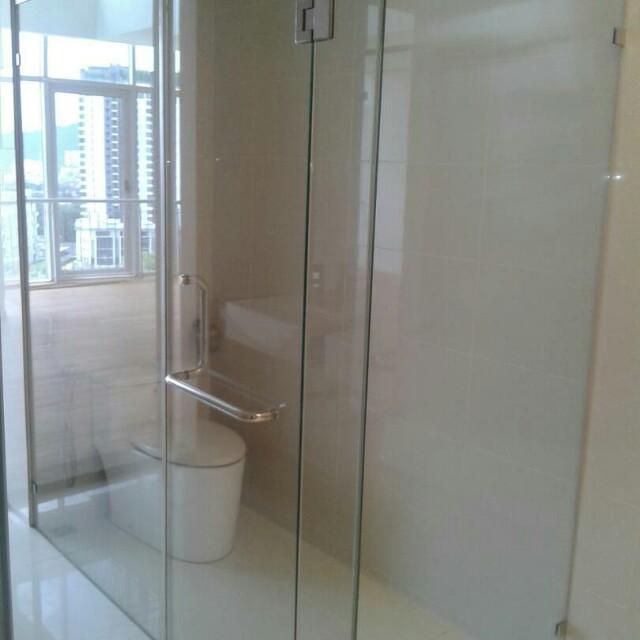 Cermin Bilik Mandi Tingkap Pintu Rumah Perabot Others Di Carou