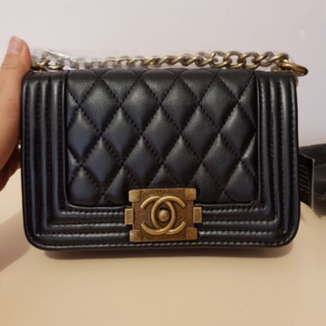 Chanel Bag Size 20