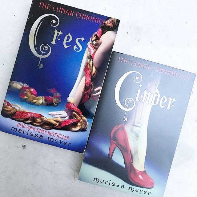Cinder & Cress by Marissa Meyer