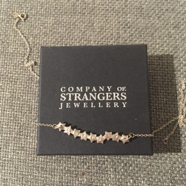 Company of Strangers Star Necklace