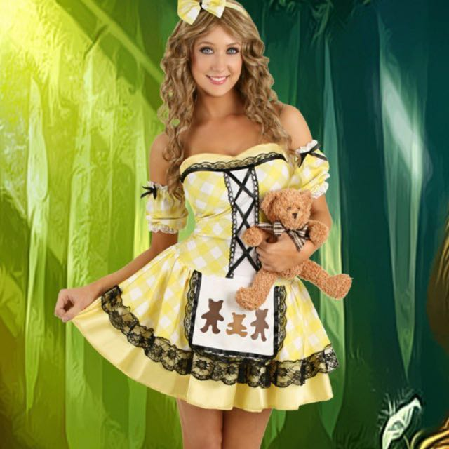 Costume Goldilocks