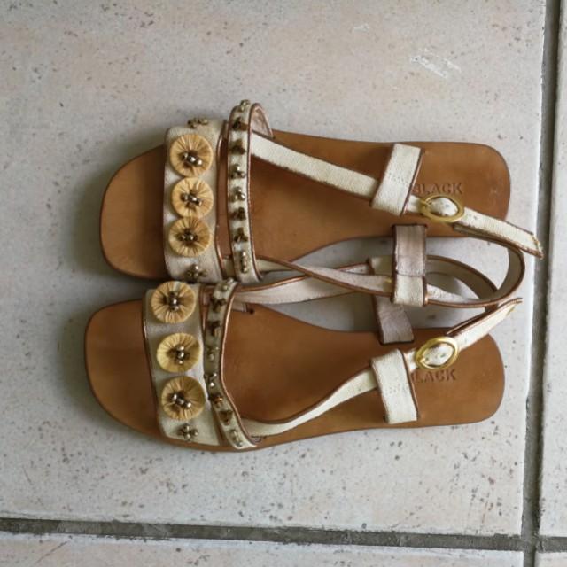 Cute beaded Sandals