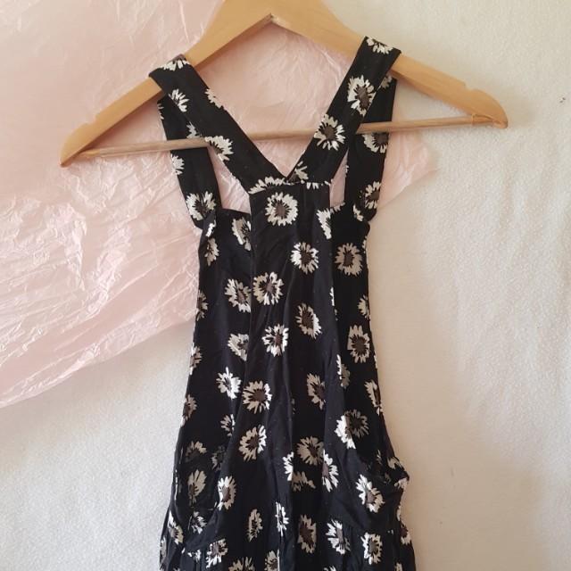 Daisy Overall Dress
