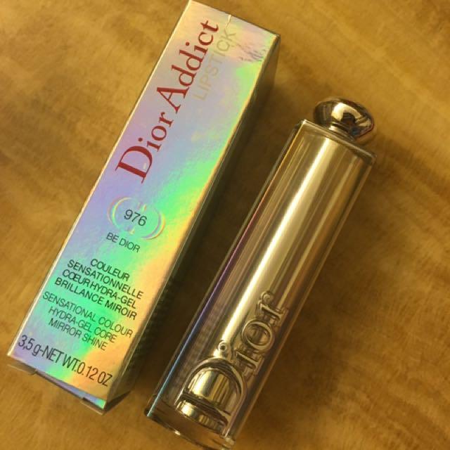 Dior唇膏 色號976