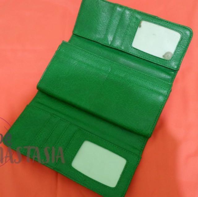 Dompet sophie martin (hijau)