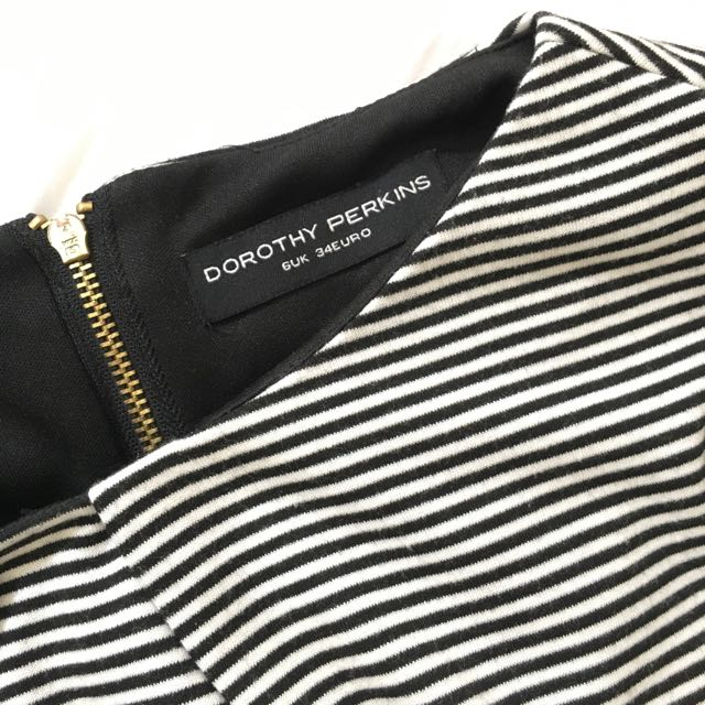 Dorothy Perkins stripes dress